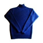 Men's knitted lambswool turtleneck sweater/high neck jumper/polo neck/roll neck/cardigan/round neck