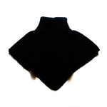 Adult's merino wool high neck scarf/turtleneck scarf/neck-warmer
